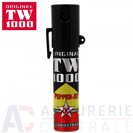 Bombe de défense PEPPER JET TW1000 - 20 ml