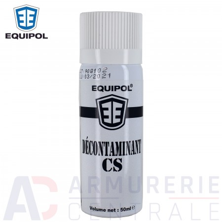 Décontaminant CS Equipol - 50ml