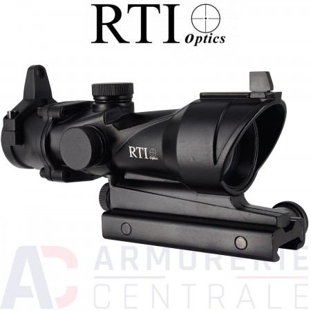 RTI Optics Red Dot Acog rouge et vert