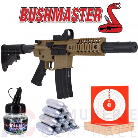 Pack Crosman Bushmaster MPW 4.5 mm (3 joules)