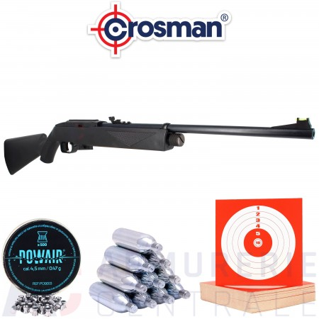 Carabine Crosman Repetition 1077 CO2 4.5 mm (7,8...