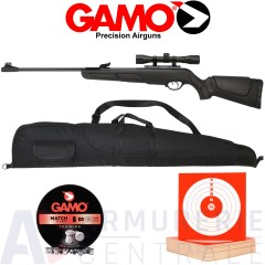 Pack carabine GAMO Shadow IGT 4.5mm (20 Joules)