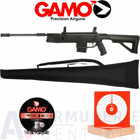 Pack GAMO G-Force TAC 4.5mm (7.5 Joules)