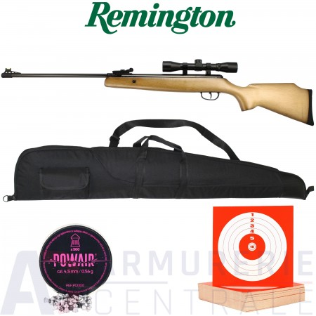 Carabine Remington Nitro piston Express  Bois  -...