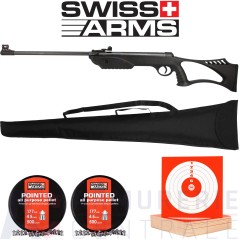 Carabine Swiss Arms Black Bird 4.5mm (7.5 Joules)