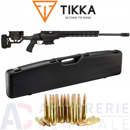 Pack Tikka T3x TAC A1 - calibre .308 Win