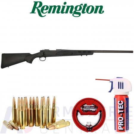 Pack Carabine Remington 700 ADL Varmint .308 Win