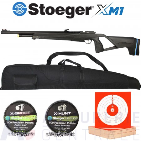Pack PCP STOEGER XM1 cal. 4,5 mm (20 Joules)