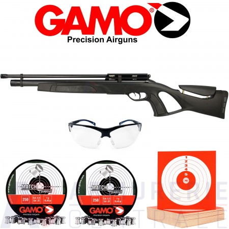 Carabine Gamo Coyote PCP synthétique 5.5mm (40 joules)
