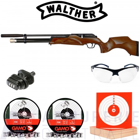 Pack Walther Maximathor bois 5.5mm (60 Joules)