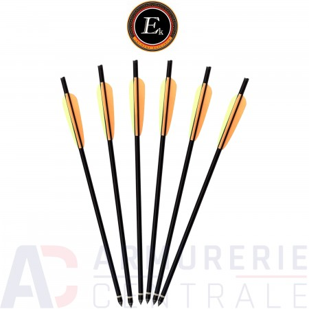 EK Archery Lot 5 Traits 20'' Blade Alu 53 cm
