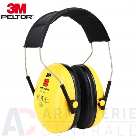Casque de protection bruit Peltor Optime I