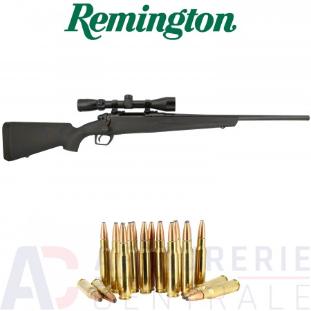 Pack Carabine Remington 783 cal.308 Win