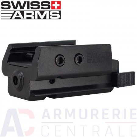 Laser Swiss Arms taille Micro rail Picatinny