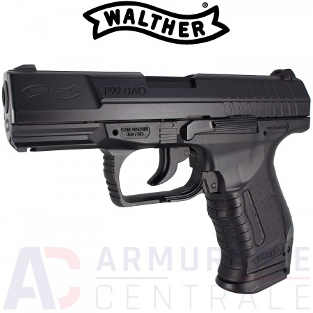Pistolet Walther P99 DAO 6mm (2 joules)