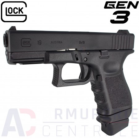 Glock 19 Gen 3 CO2 6 mm (1Joule)