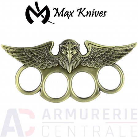 Poing américain Max Knives aigle US PA37