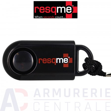 Alarme portable Resqme Defendme (120 db)