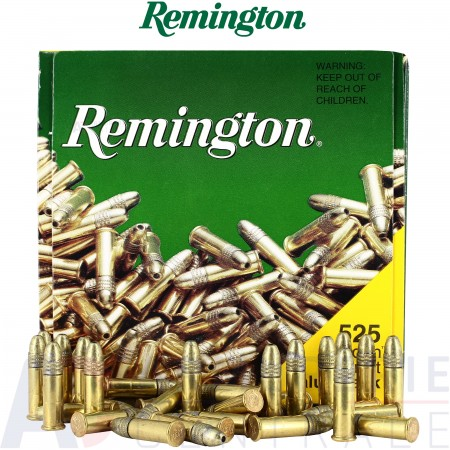 Cartouches Remington .22lr golden bullet X525