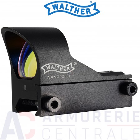 Walther Nano Point viseur Point Rouge