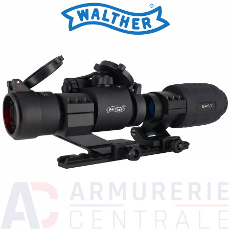 Walther EPS3 Combo point rouge magnifer X3