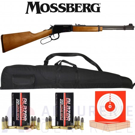 Carabine Mossberg 464 Lever Action finition bronze...