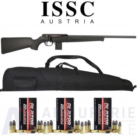 Carabine ISSC Standard SPA 22LR synthétique
